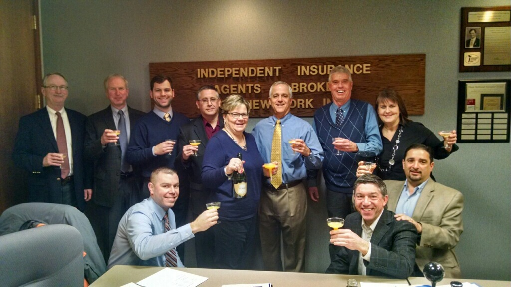 Celebrating our Certificates of Insurance legislative success!