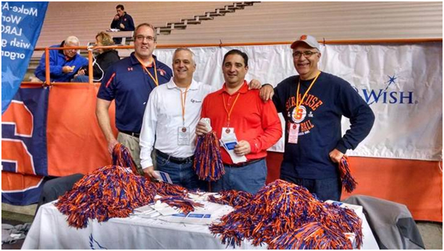 Trusted Choice sponsorship at the Dome