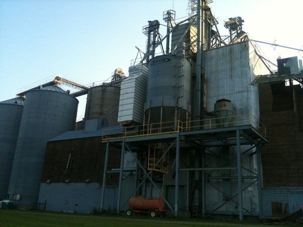 Grain Elevator Removal