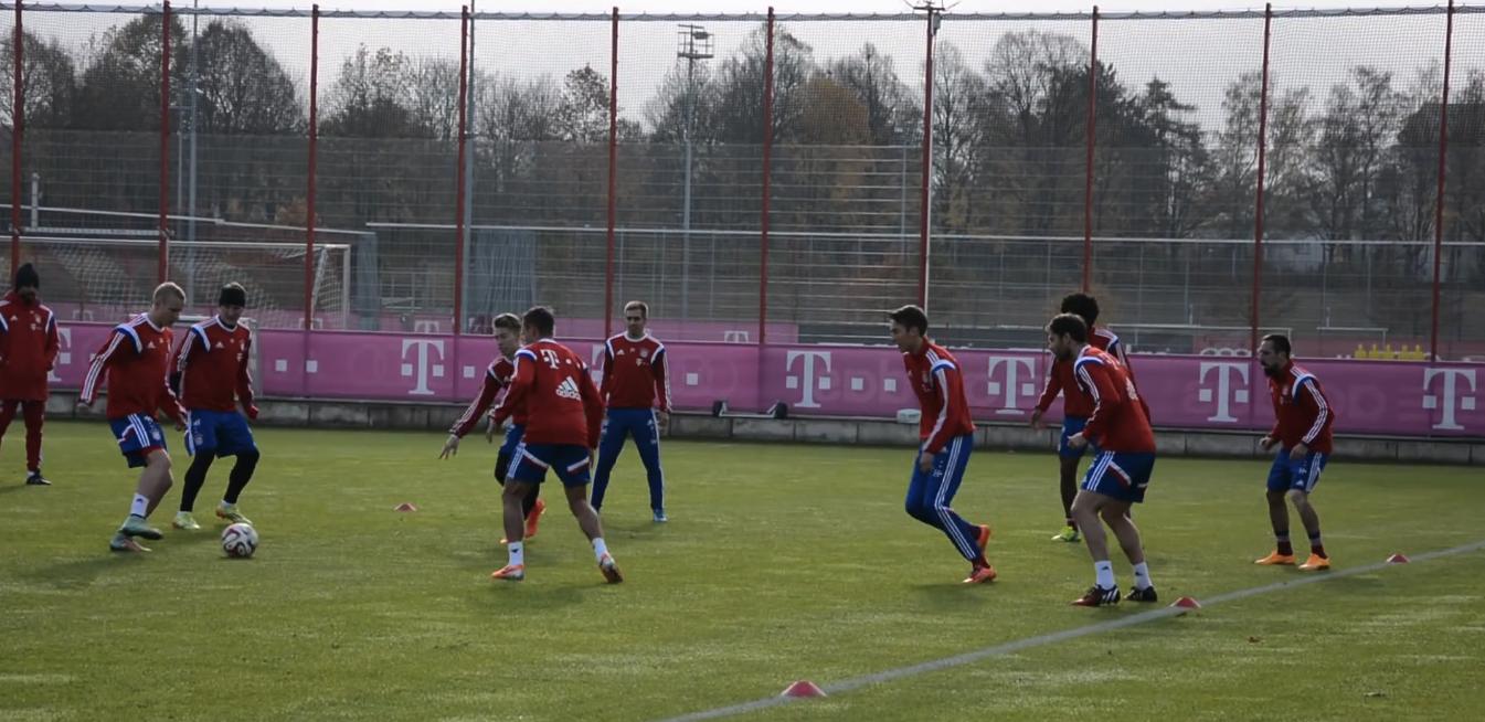 FC Bayern Rondo