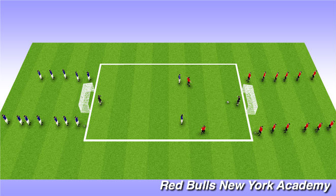 A long line of players can kill the energy and focus of a session if players are stood around and disengaged while waiting their turn.