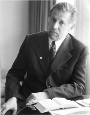Georgi Vins (1928-1998) spent8 years in Soviet gulags for the sake of the Gospel.