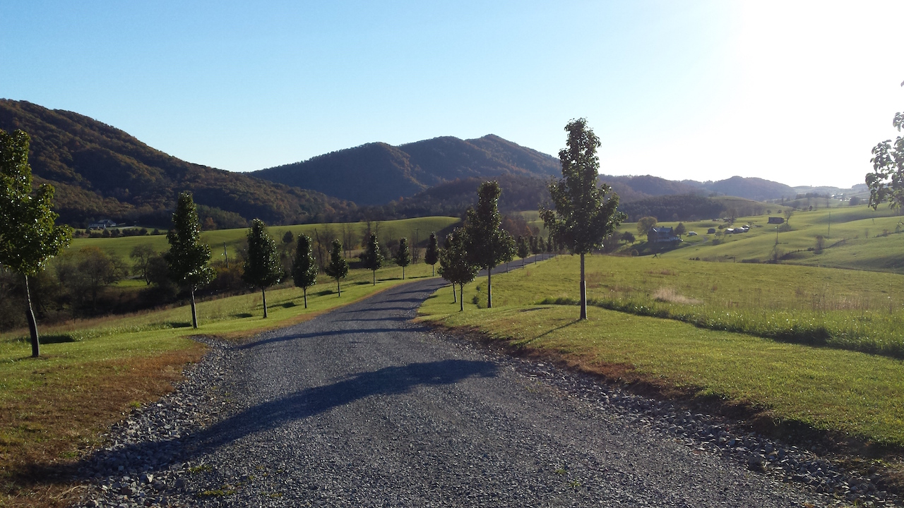 The view of the valley from the driveway.jpg