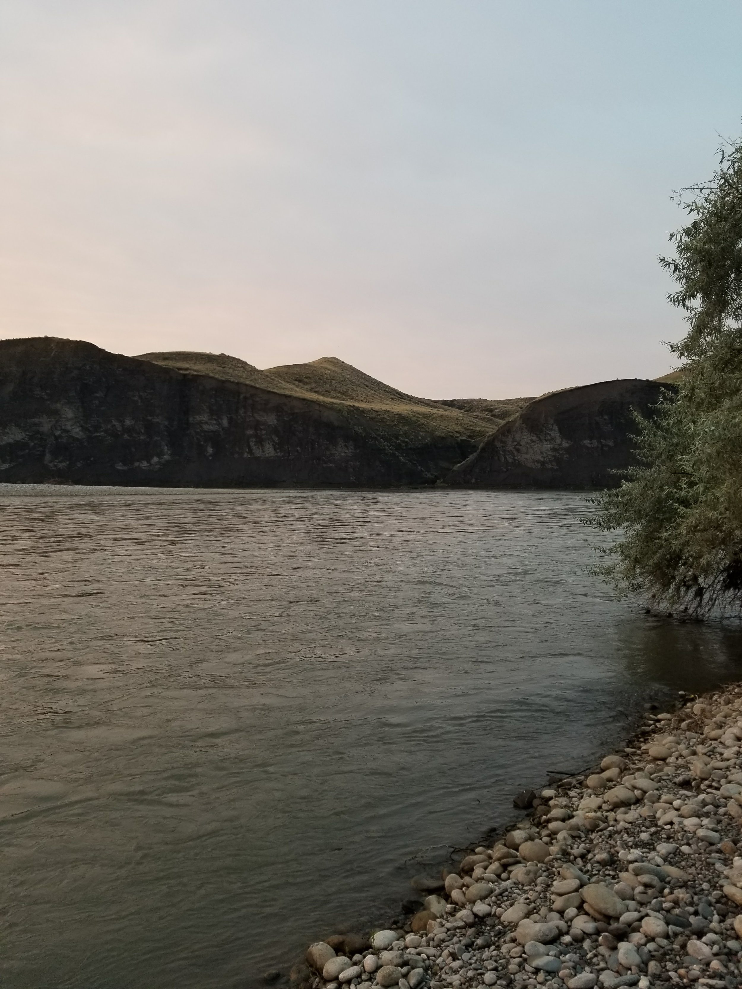 Yellowstone River (Billings, MT)