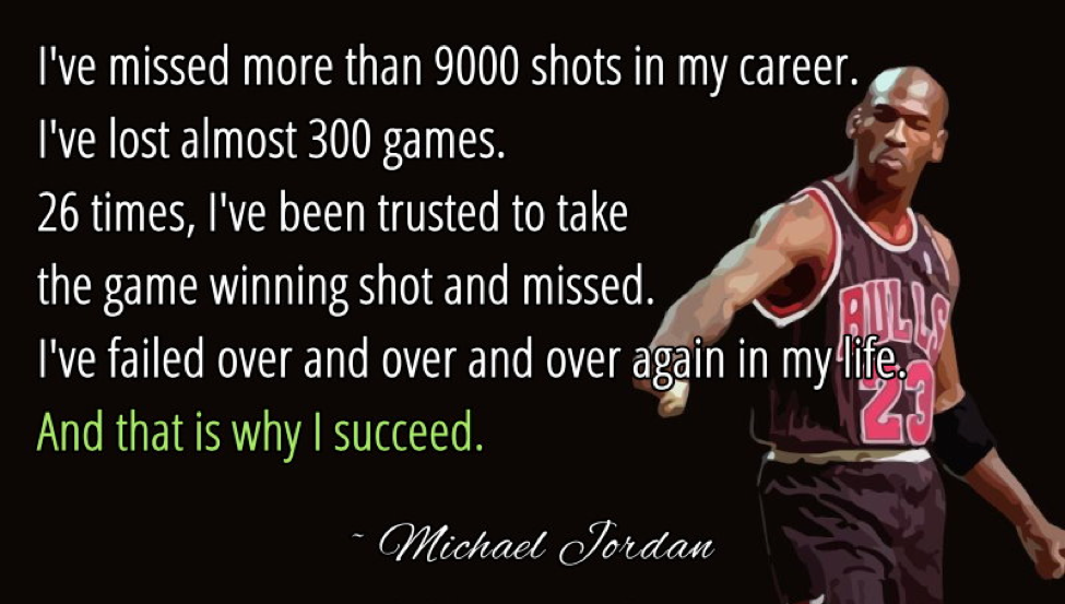 Soraya Diase Coffelt, Michael Jordan, Blog, Success