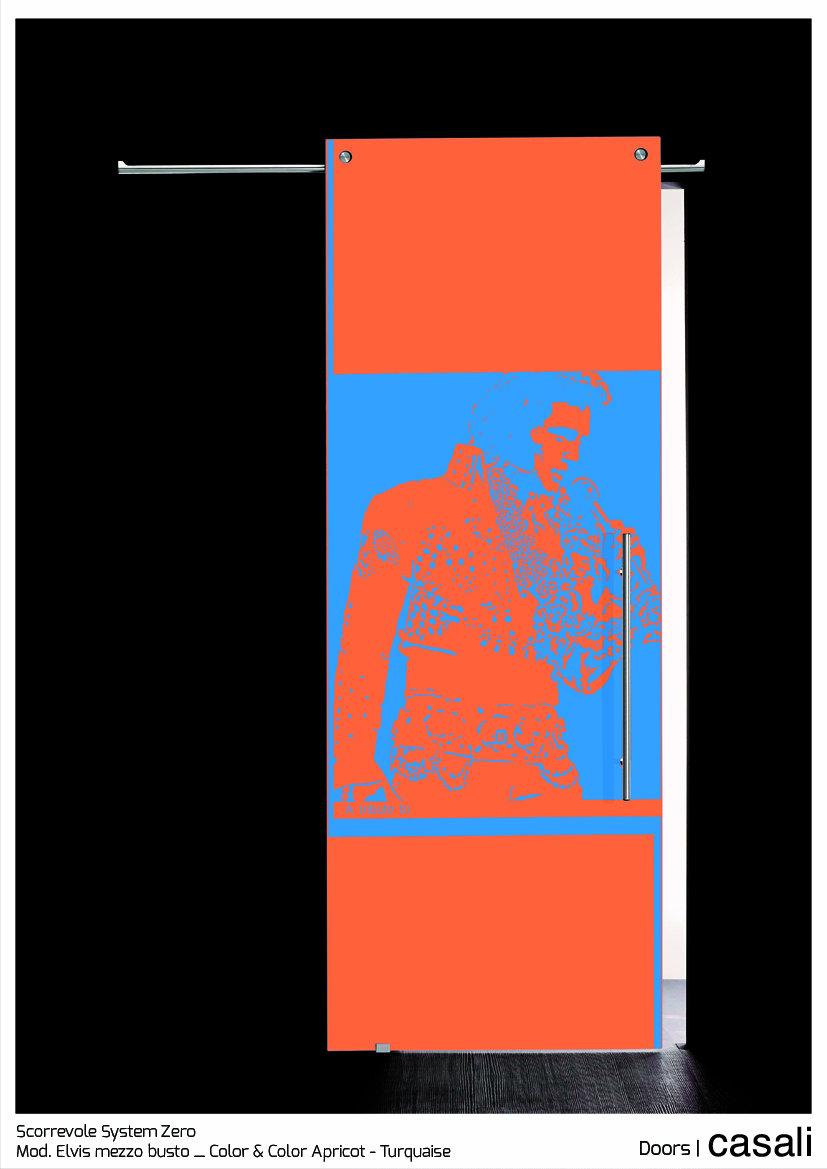 Scorrevole System Zero_mod.  Elvis mezzo busto_Color & Color Apricot Turquaise.jpg