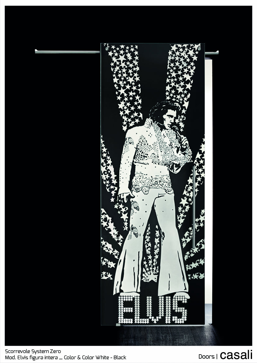 Scorrevole System Zero_mod.  Elvis figura intera_Color & Color White Black.jpg