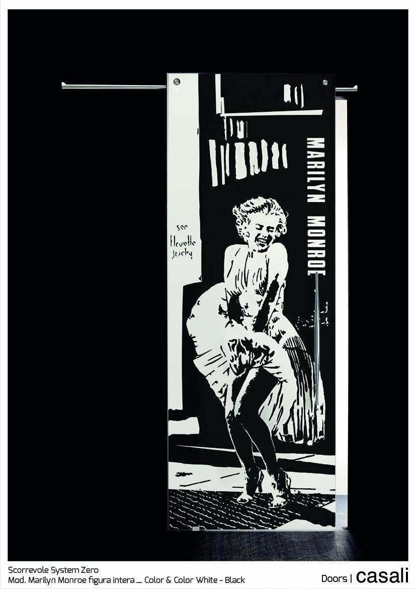 Scorrevole System Zero_mod.  Marilyn figura intera_Color & Color White Black.jpg