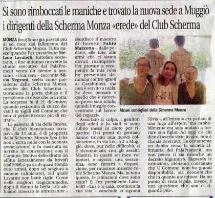 Giornale di Monza, martedì 3/06/2014