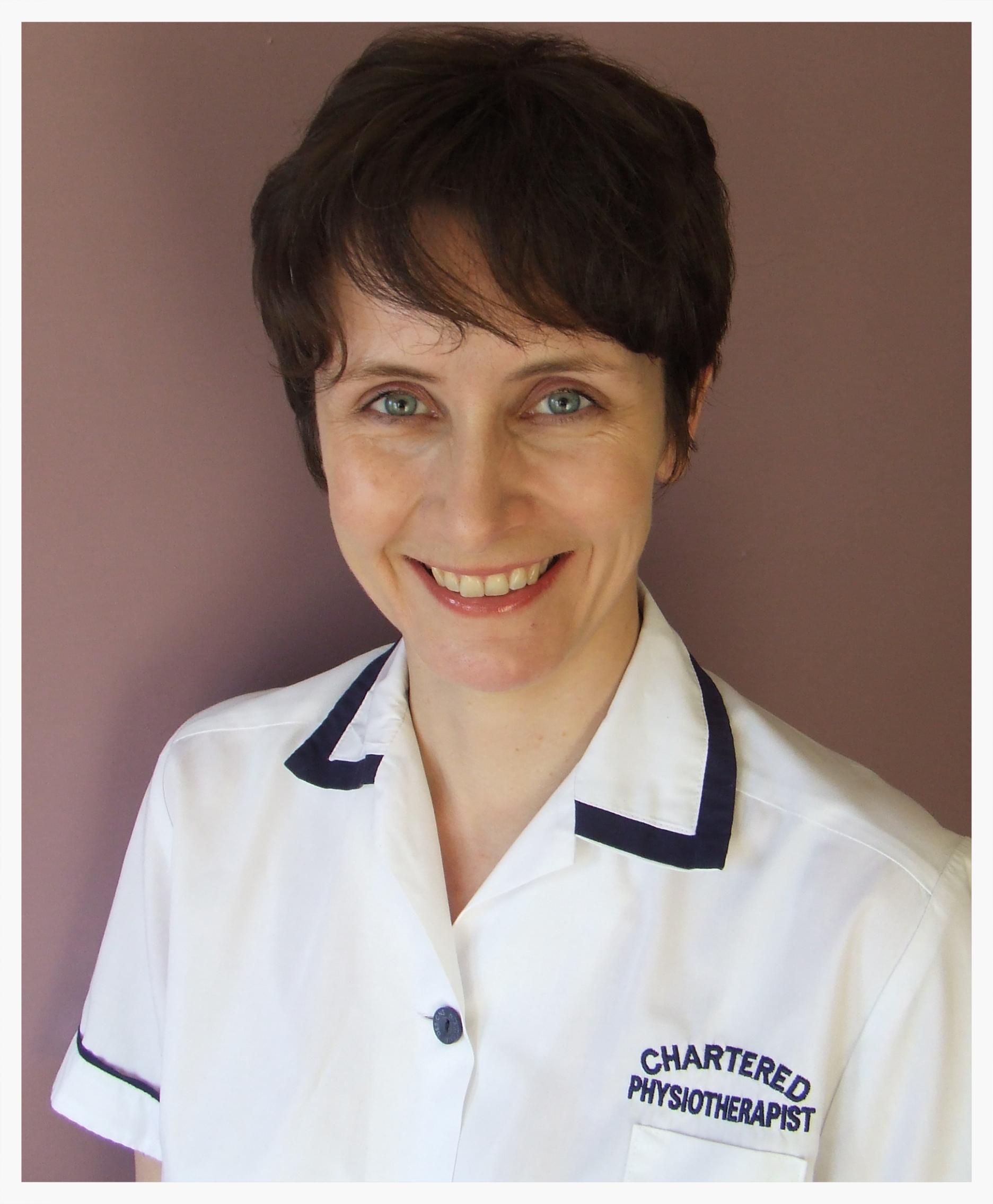 Karen Cradock of  Heart 2 Heart Cardiac Physiotherapy