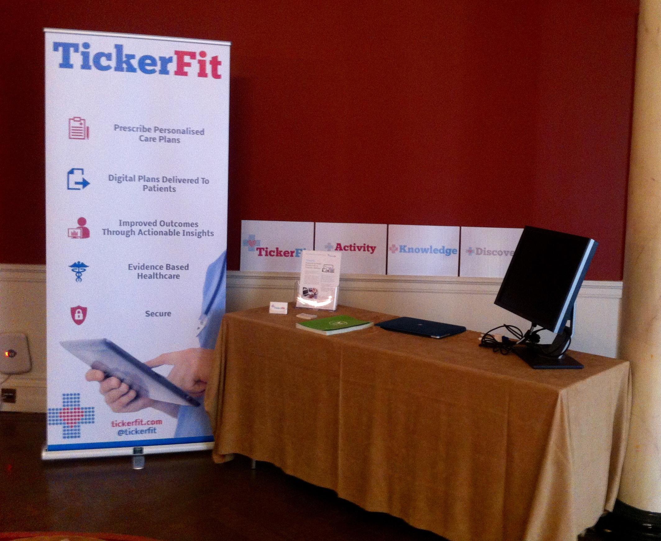 TickerFit Exhibit