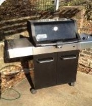 Propane Grill $25 Must bring your own propane. MUST be left clean when event is over.