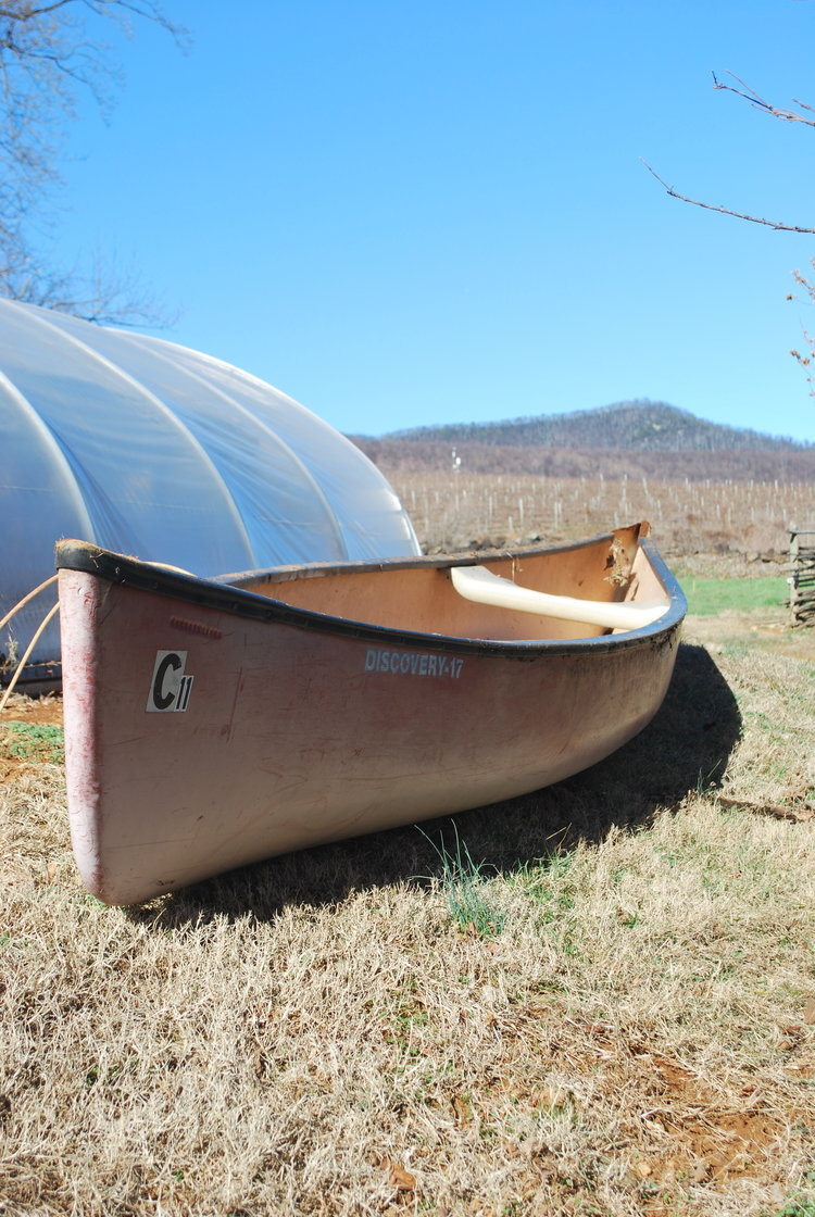 Old Canoe $40