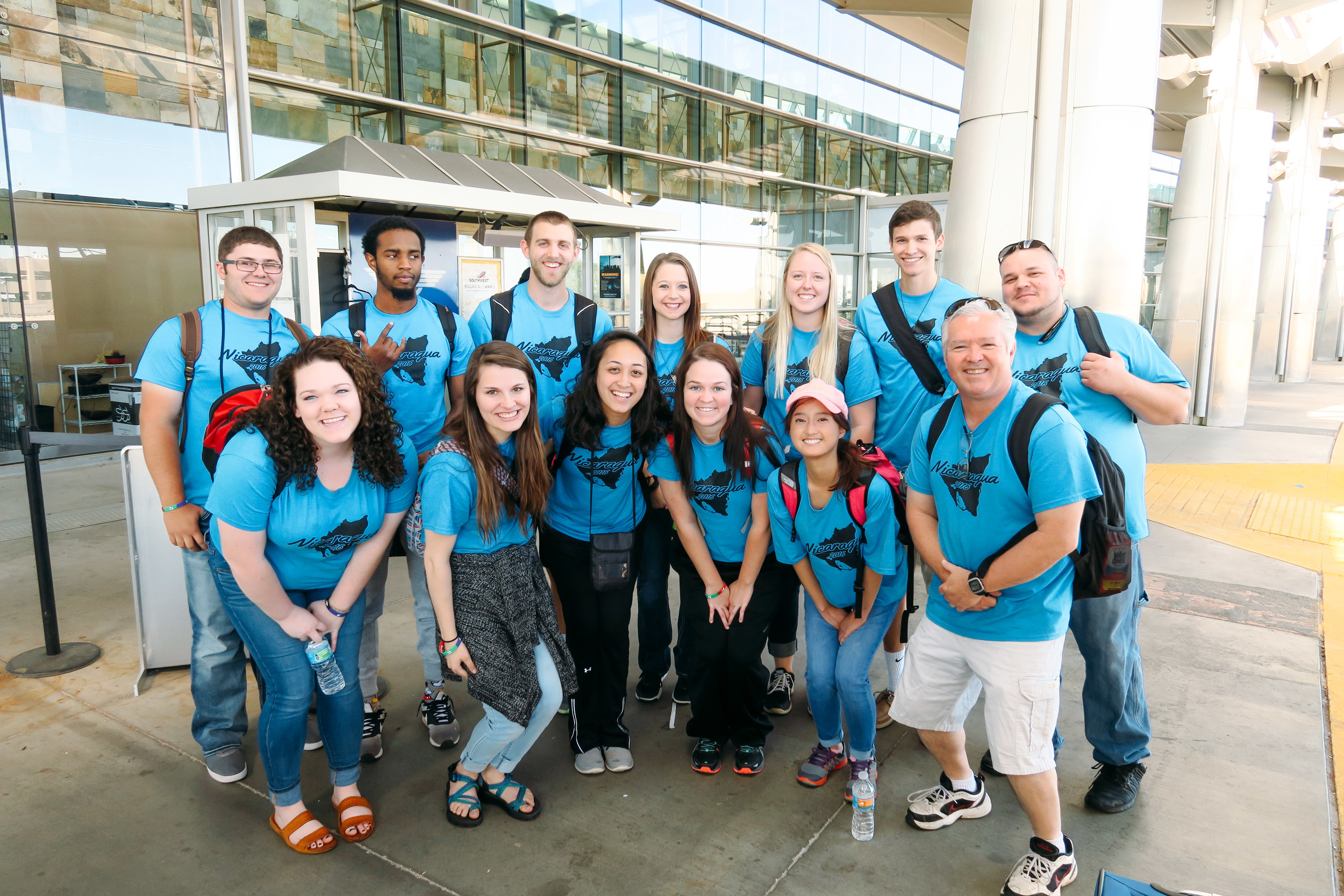 Day One: Little did we know what God was doing to do on our mission trip.