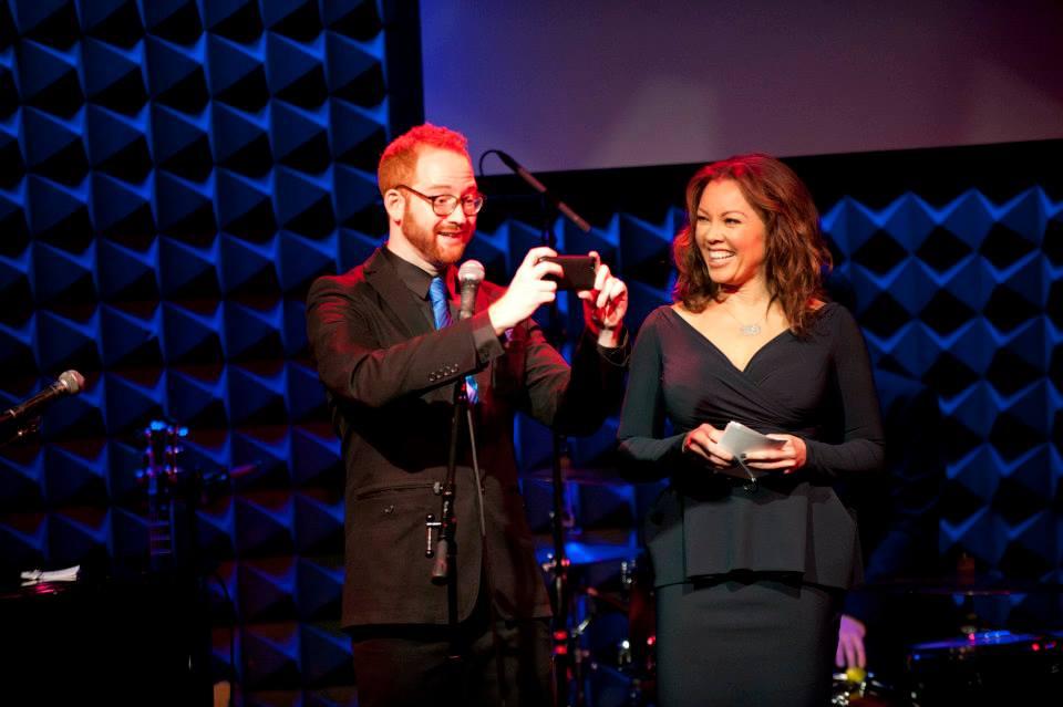 David Alpert & Vanessa Williams