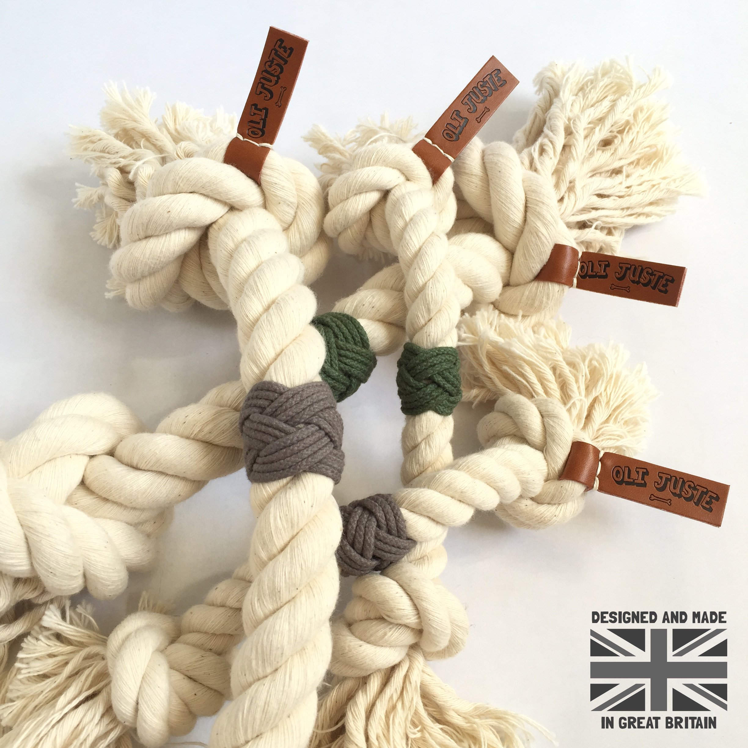 Cotton Tug Dog Rope - From £15.00