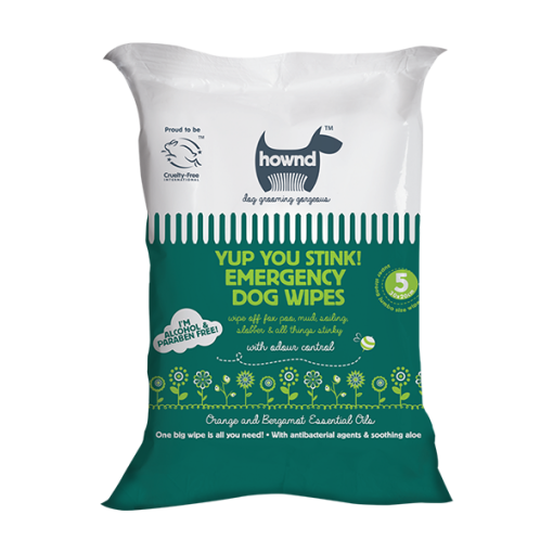 Yup You Stink! Dog Wipes - £2.95