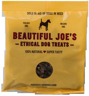 Beautiful Joe's Treats - £4.00