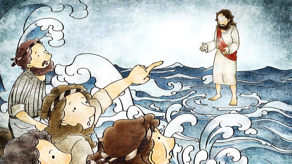 Lección 23: Milagros en el Mar