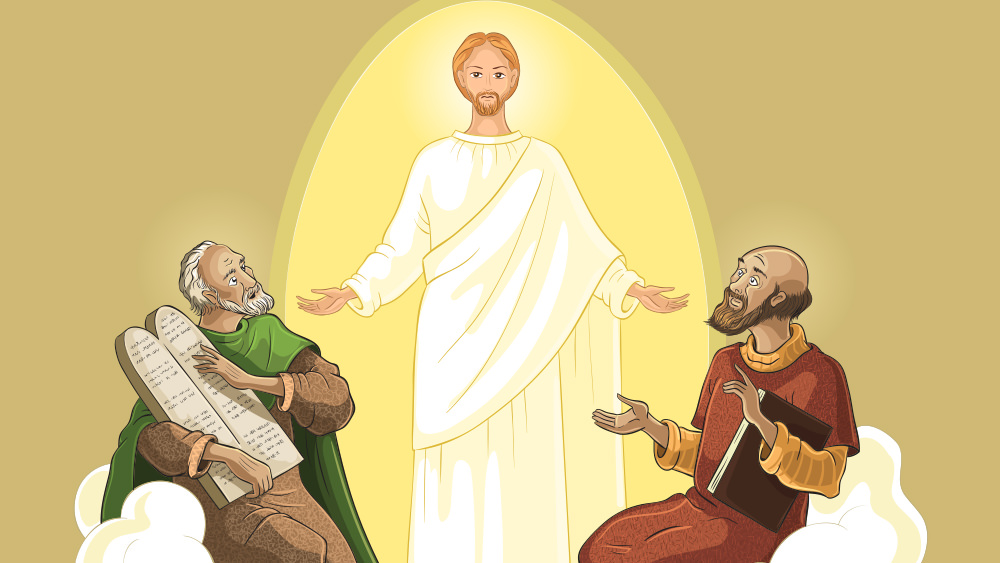 Lección 26: Jesús Se Transforma