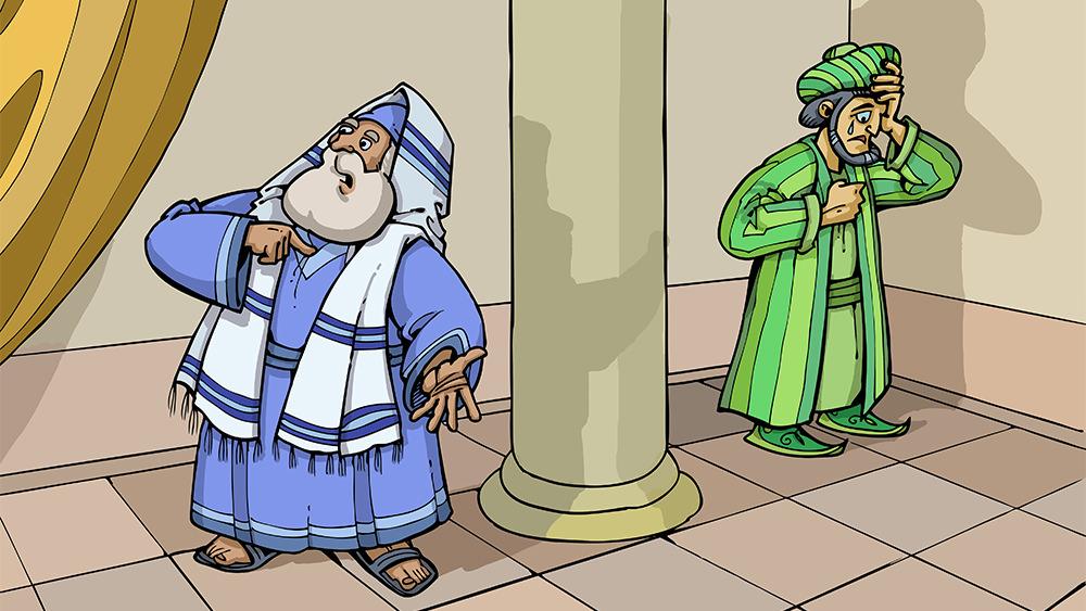 Lección 35: El Fariseo y el Publicano