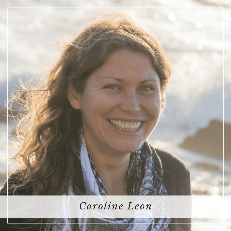 Caroline is a conscious business coach who specializes in helping driven and ambitious female entrepreneurs to change the world.