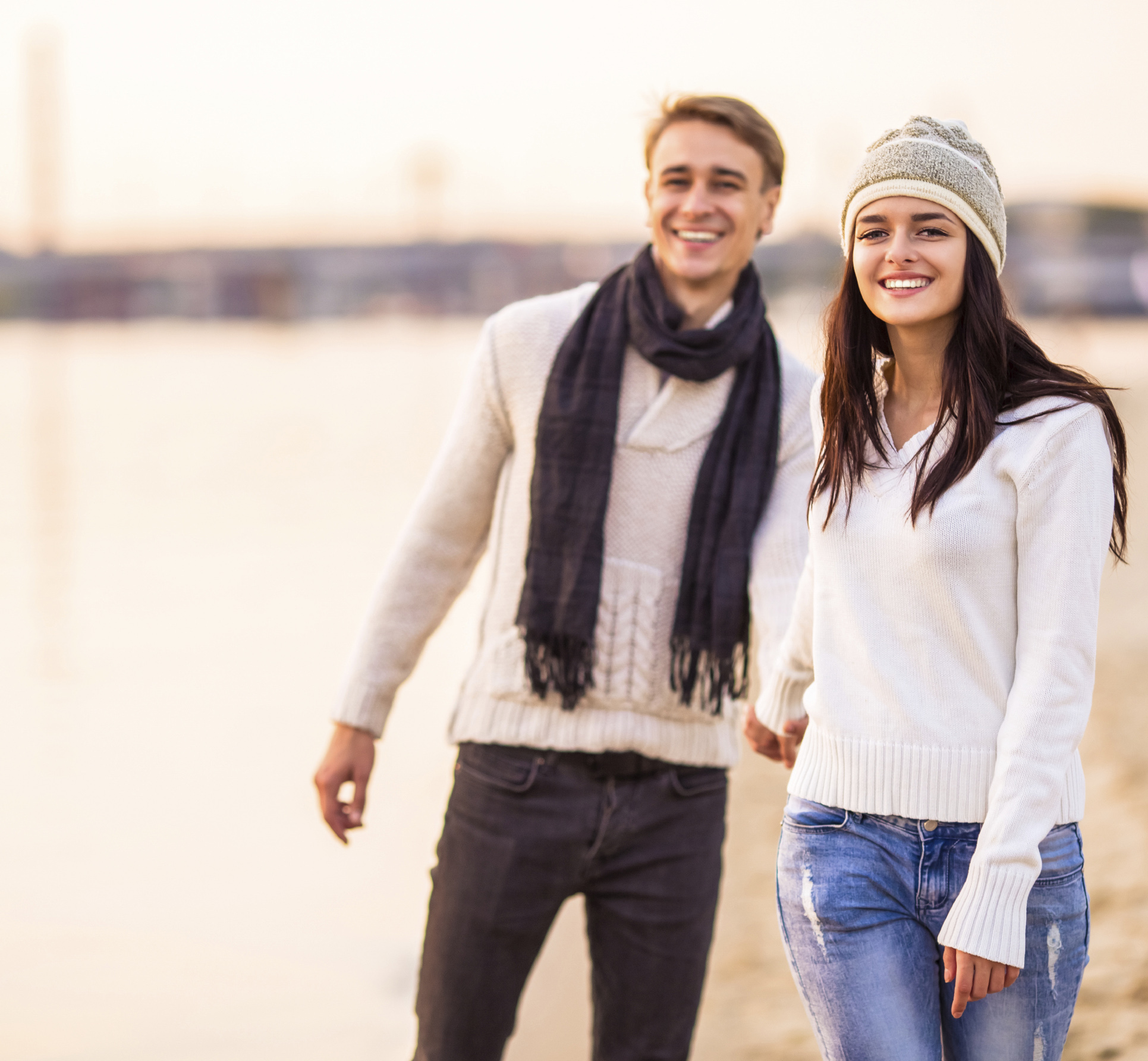 Dr. Mark Waters can help you straighten your smile.