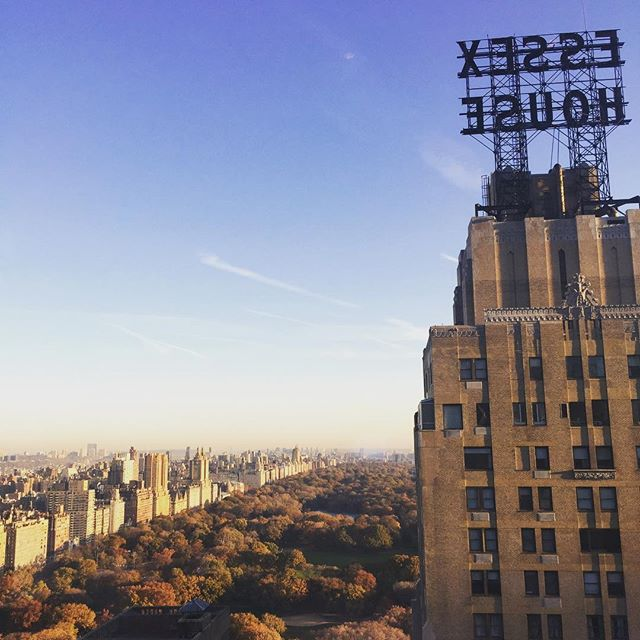 #NYC mornings.