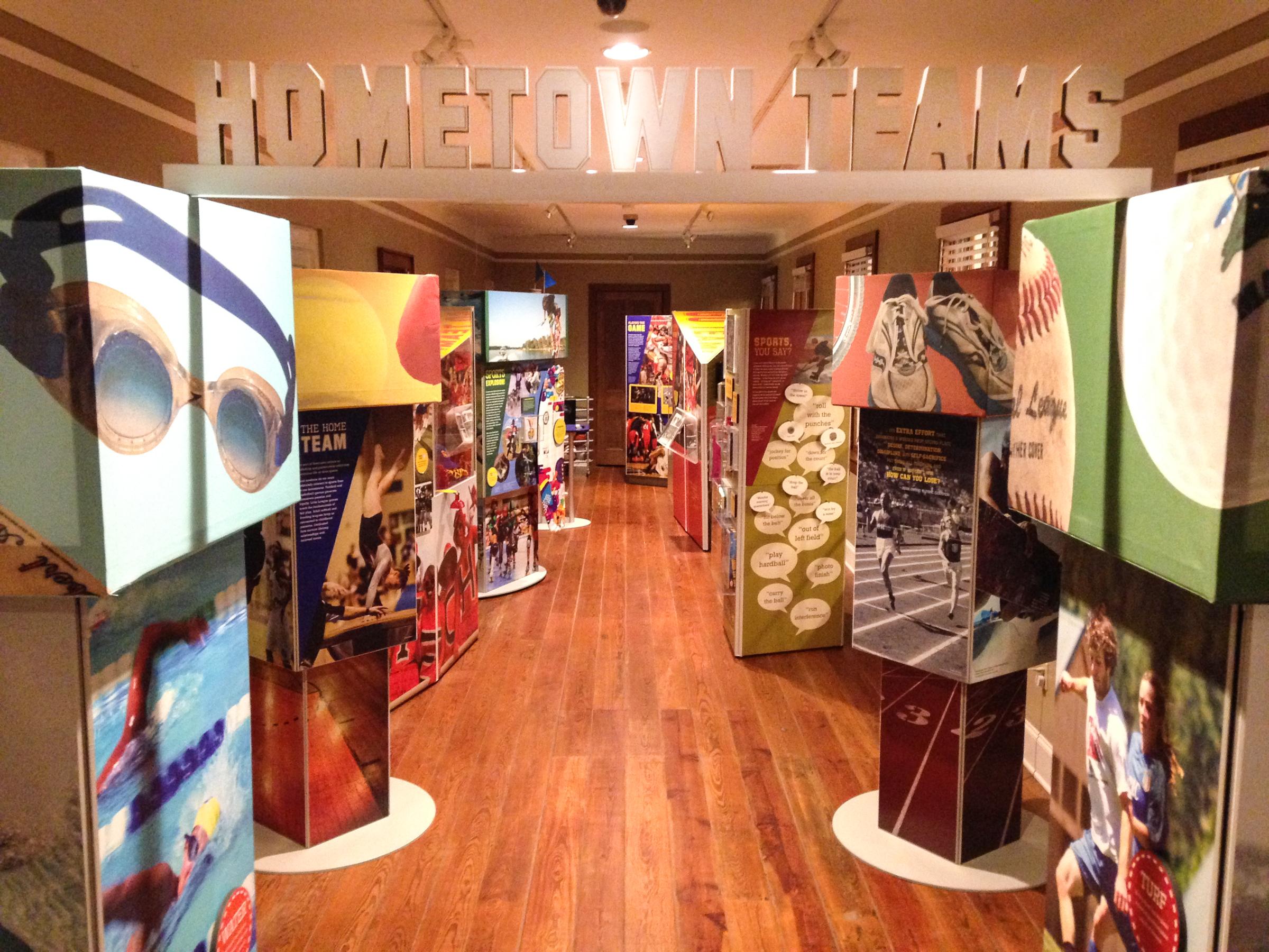 November 2016 inside the Museum