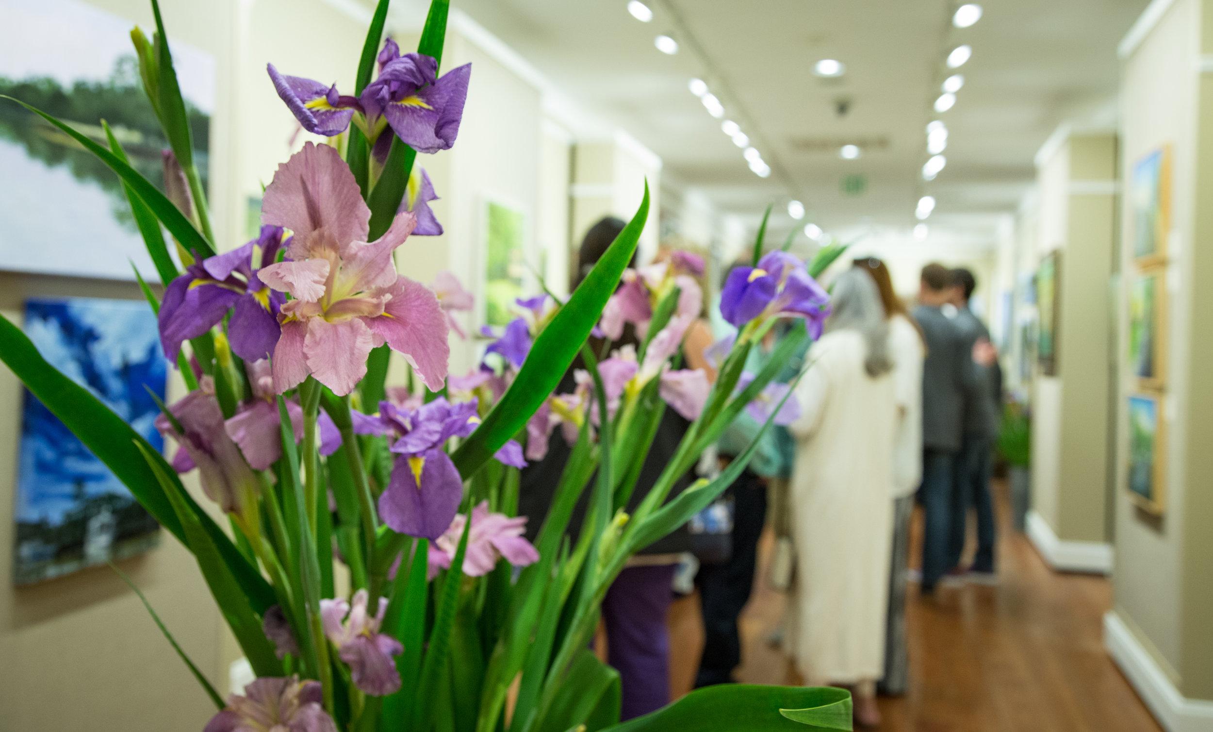 2017 En Plein Air exhibition reception