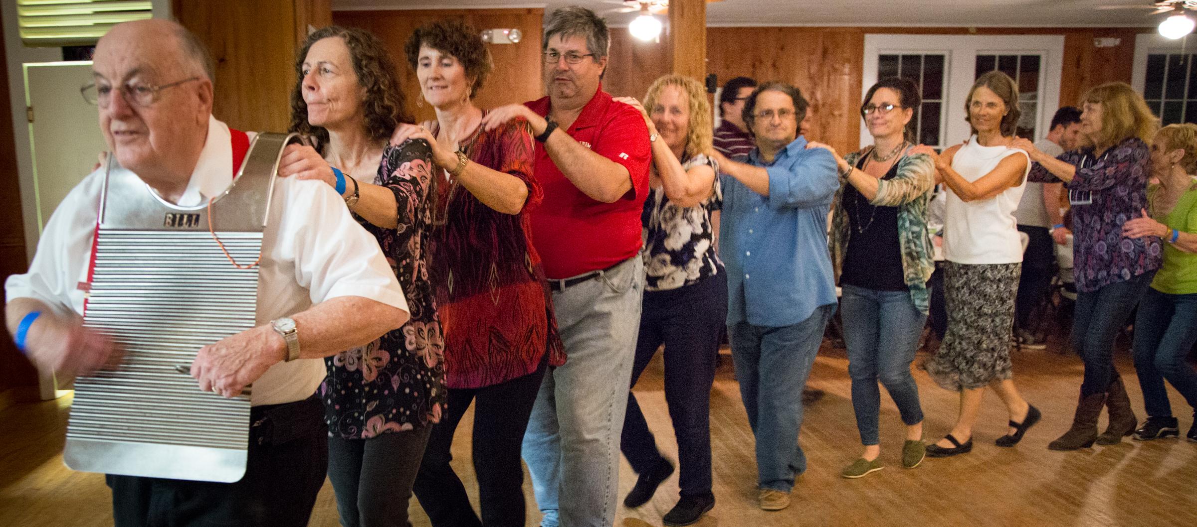Cajun Dance 2017