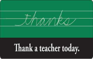 Ask about out Teacher discounts