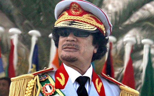 Tim Gaddafi