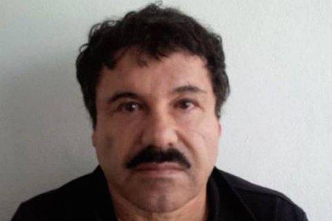 Tim 'El Chapo' Guzman