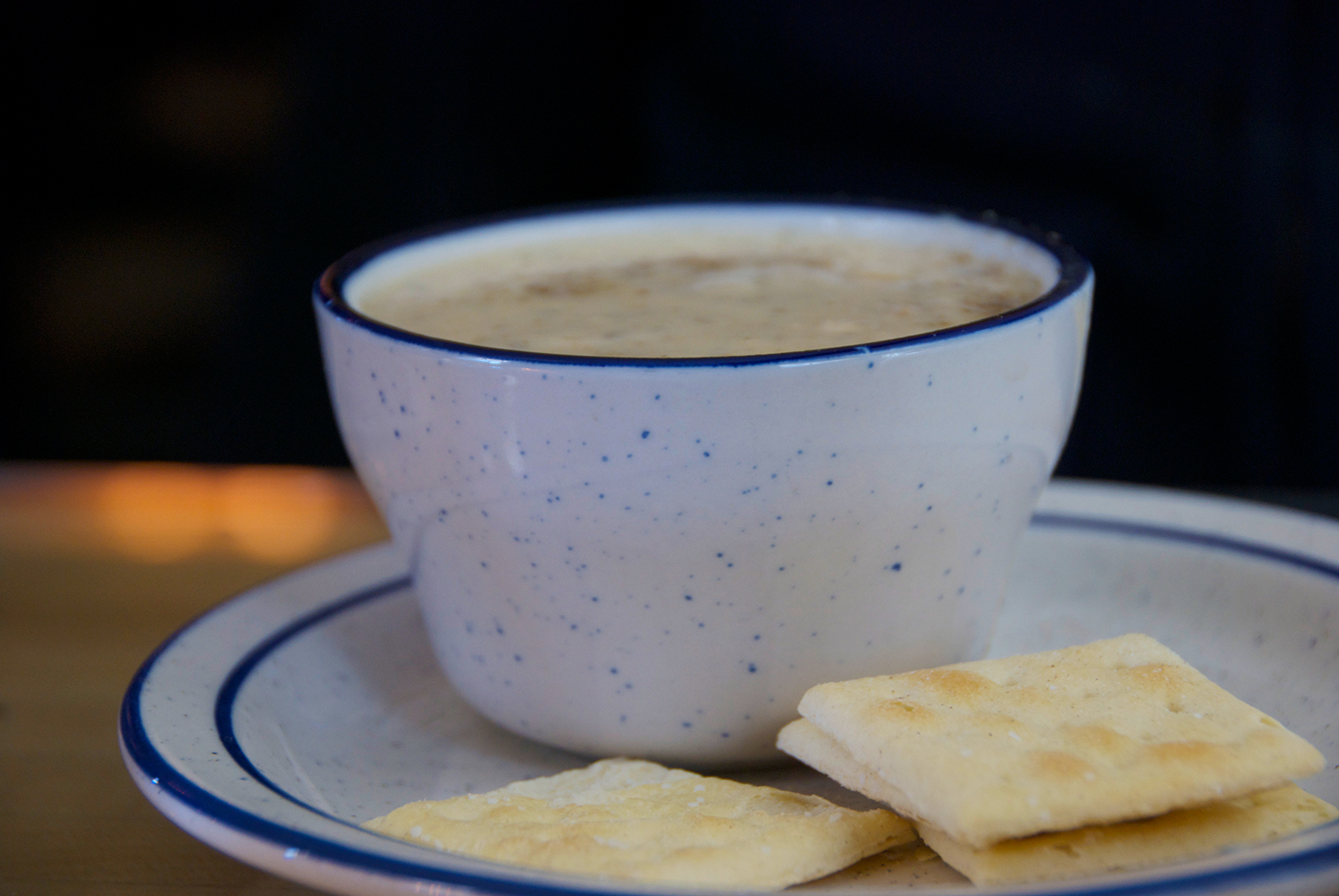 Clam Chowder-The Black Pearl-Cliff Notes