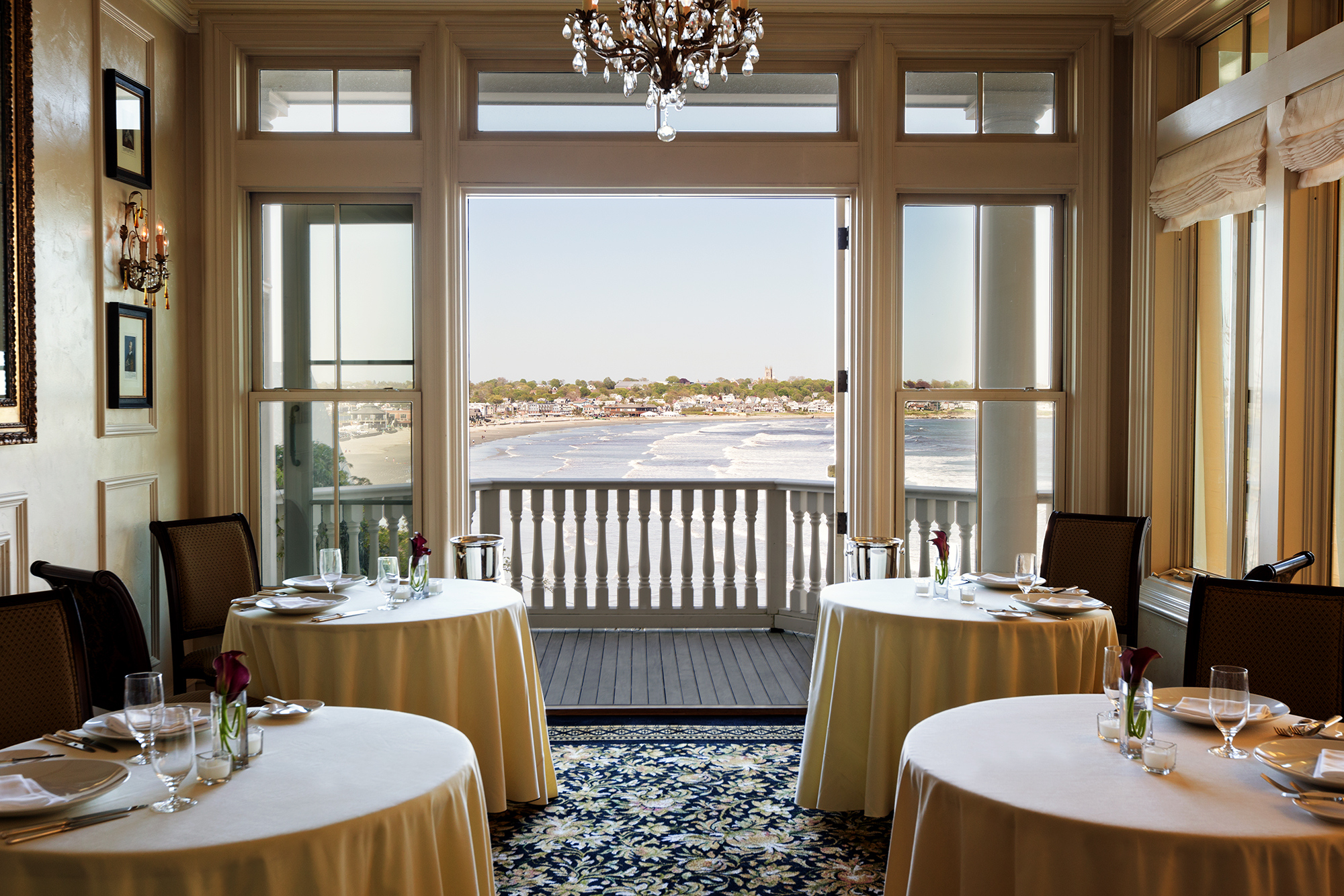 The Spiced Pear Dining Room-Cliff Notes