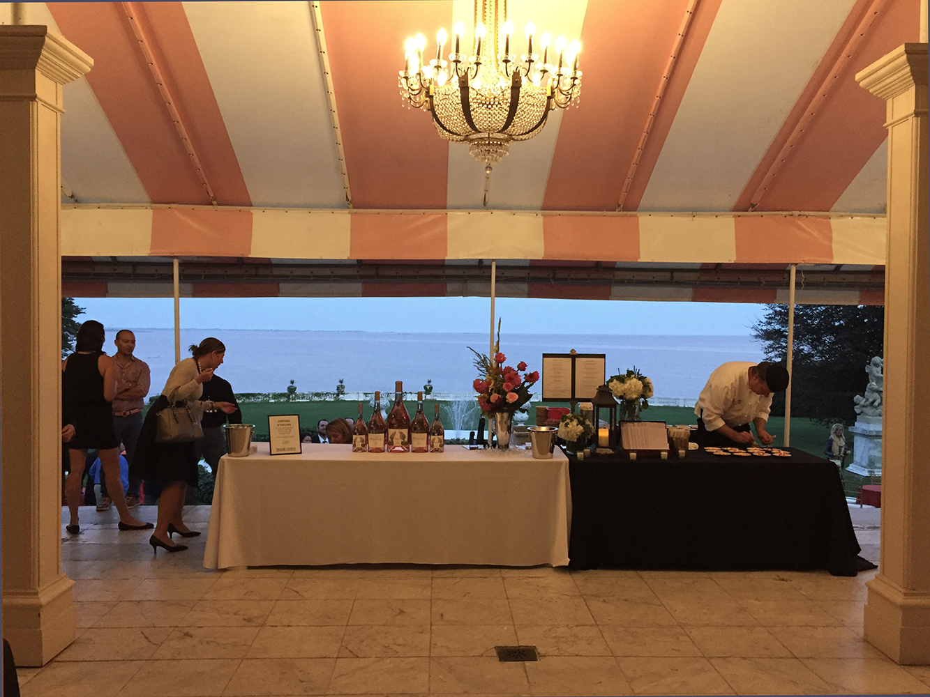 Chef Duffy at Newport Mansions Wine & Food Festival.jpg