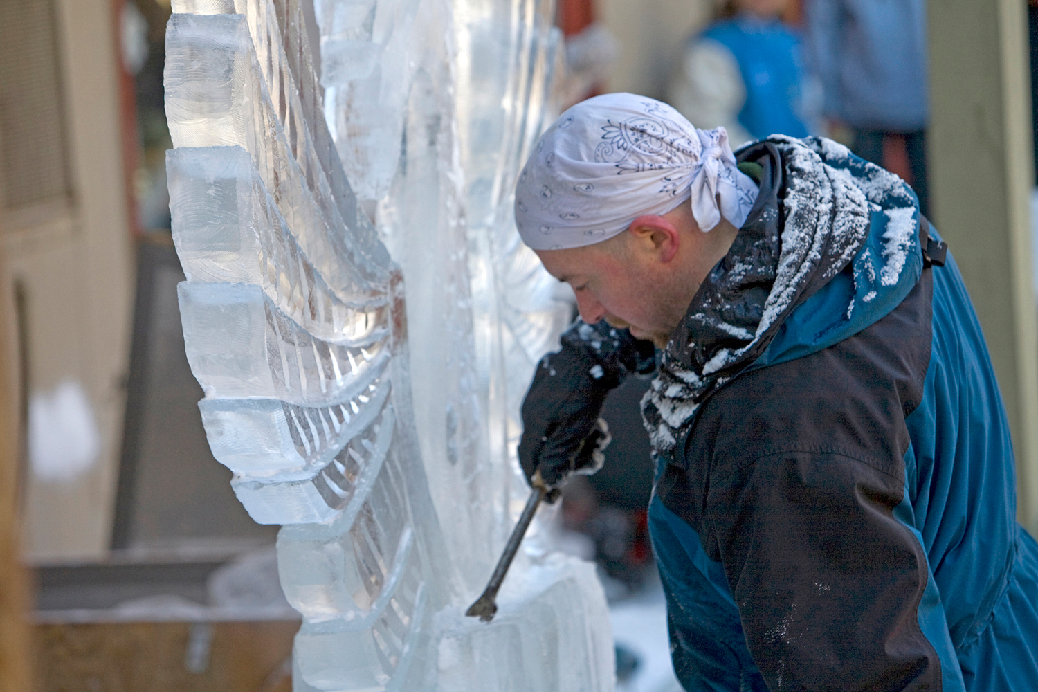 Ice Sculpting_Newport Winter Festival_The Chanler.jpg