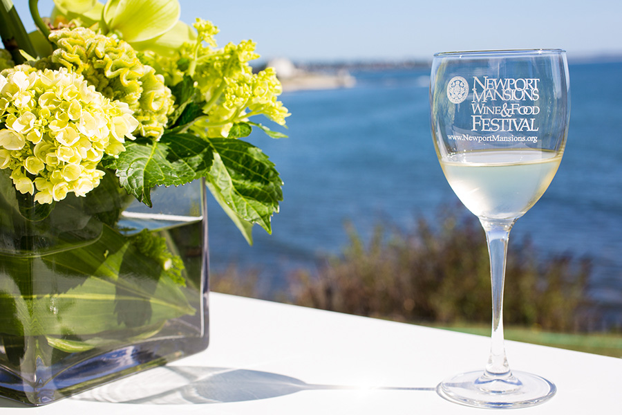 Newport Mansions Wine & Food Festival_Glass_The Chanler.jpg