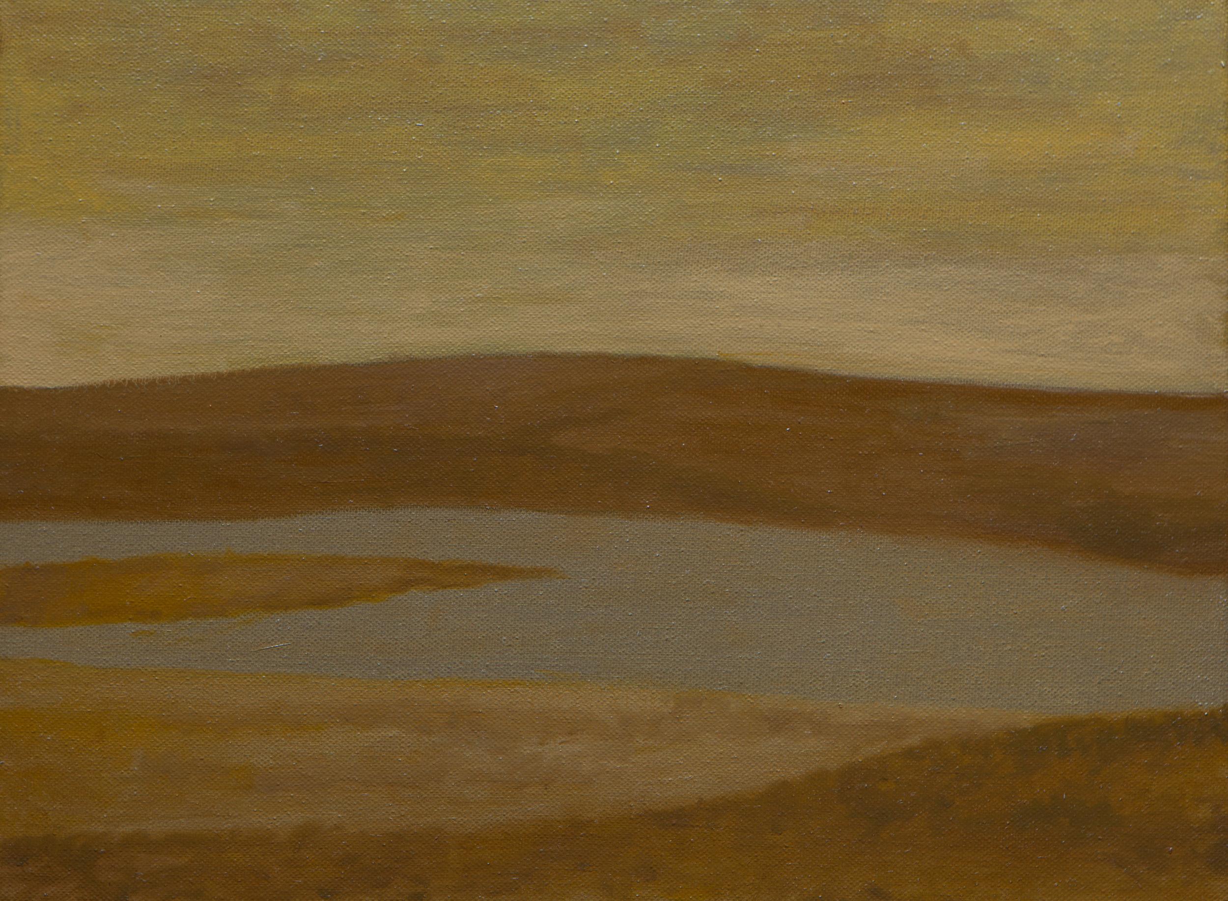 """Evening Pond"""