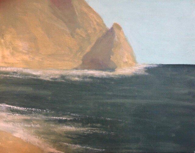 """Ocean Near Mendocino"""