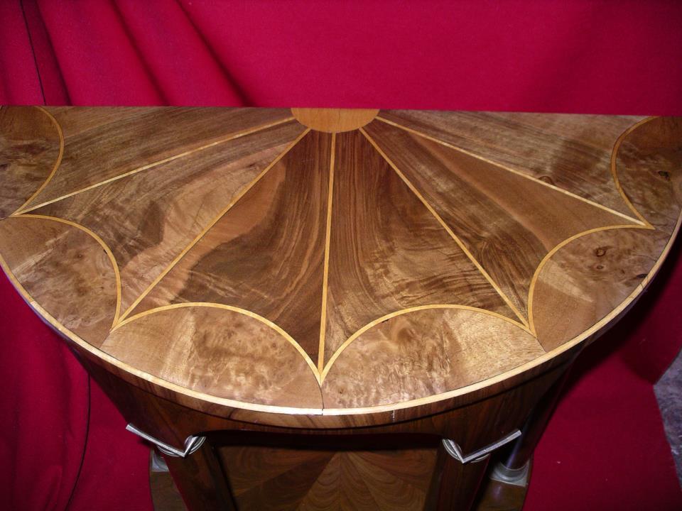Custom side table Essex, Ma
