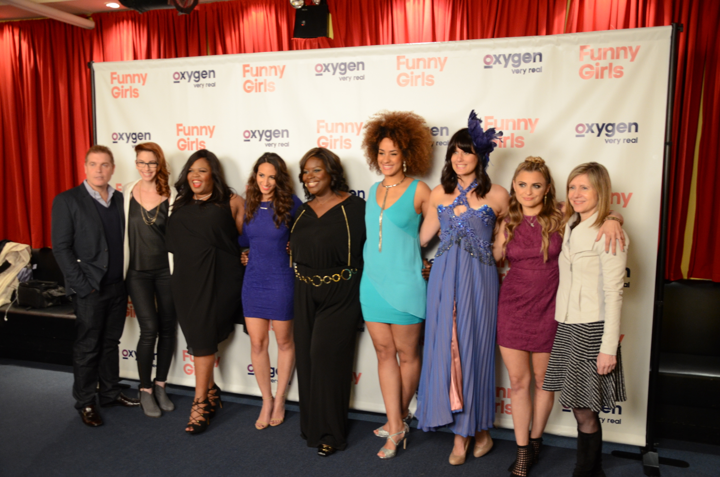 Oxygen Presents Funny Girls Comedy Show