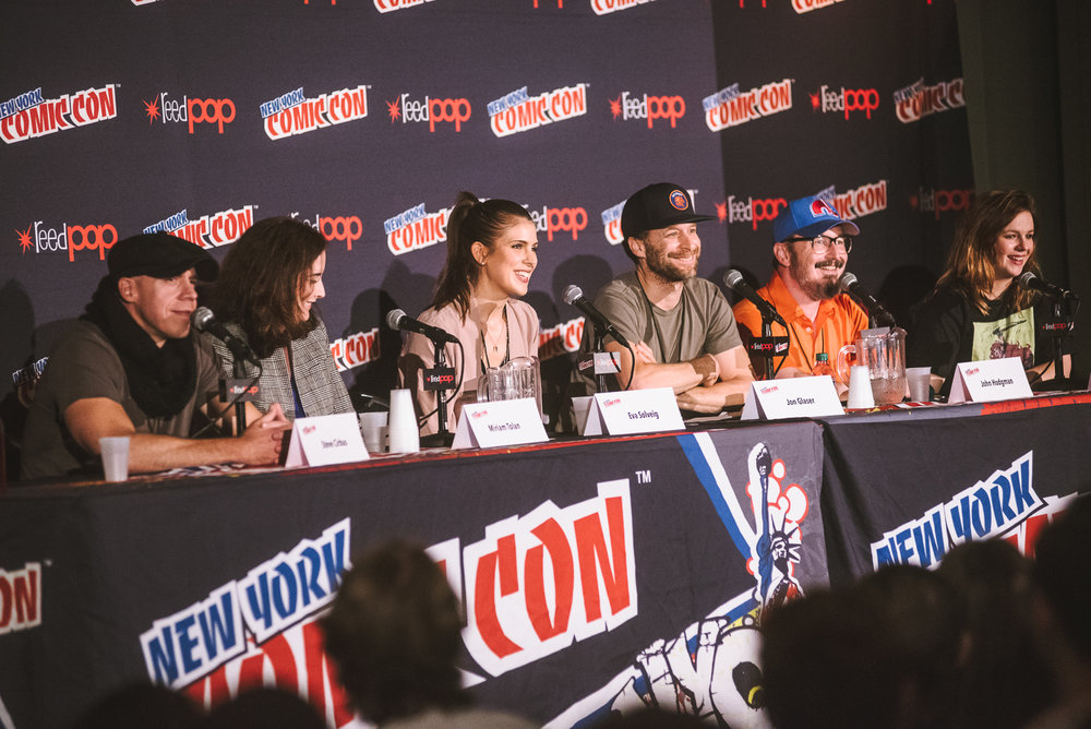 truTV at NYCC 2016 Marketing + Event Production