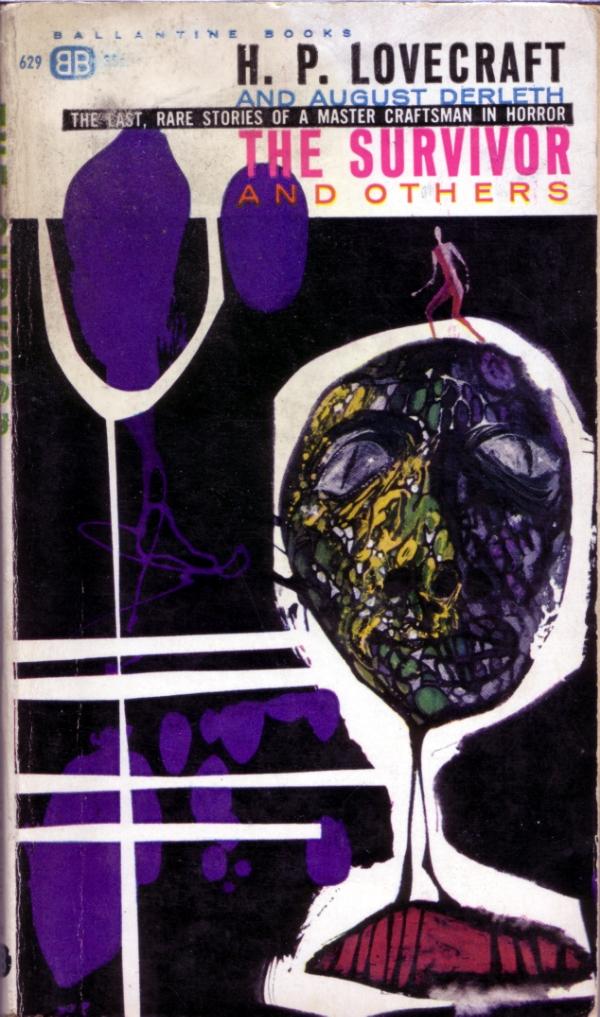 The Survivor & Others Copyright 1957 Ballantine Books