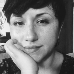 Vanessa Angélica Villarreal - is the author of Beast Meridian (Noemi Press, 2017), a recipient of a 2019 Whiting Award, a 2018 Texas Institute of Letters Poetry Prize, and a 2019 Kate Tufts Discovery Award finalist. Her work appears or is forthcoming in The New York Times, Poetry Magazine, BuzzFeed, The Boston Review, The Rumpus, and elsewhere. She is currently pursuing her doctorate in Los Angeles, where she is raising her son with the help of a loyal dog.