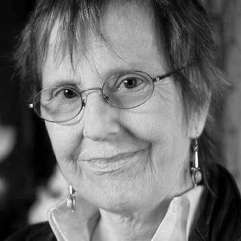 """Rae Armantrout - Rae Armantrout, one of the founding members of the West Coast group of Language poets, stands apart from other Language poets in her lyrical voice and her commitment to the interior and the domestic. Born in Vallejo, California, Armantrout earned her BA at the University of California, Berkeley—where she studied with Denise Levertov—and she earned her MA at San Francisco State University. The author of more than ten collections of poetry, Armantrout has also published a short memoir, True (1998). Her Collected Prose was published in 2007. Her most recent collections include Versed (2009), which won the 2010 Pulitzer Prize in Poetry and a 2009 National Book Critics Circle Award, and was a finalist for the 2009 National Book Award; Itself (2015); Partly: New and Selected Poems (2016); Entanglements (2017); and Wobble (2018), a finalist for the National Book Award. Armantrout's short-lined poems are often concerned with dismantling conventions of memory, pop culture, science, and mothering, and these unsparing interrogations are often streaked with wit. She explained, """"you can hold the various elements of my poems in your mind at one time, but those elements may be hissing and spitting at one another."""" Armantrout's poems have appeared in The Open Door: 100 Poems, 100 Years of Poetry Magazine (2012), The Best of the Best American Poetry: 1988-2012 (2013), and The Norton Anthology of Postmodern American Poetry (2013), among numerous other anthologies. She has received fellowships and awards from the Foundation for Contemporary Arts, the California Arts Council, the Rockefeller Center, and the John Simon Guggenheim Memorial Foundation. She is a professor emerita at University of California, San Diego, where she taught for more than 20 years and was the longtime director of the New Writing Series. She lives in Everett, Washington."""