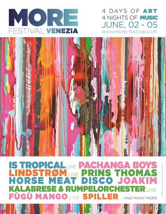 2 to 5 June 2016 Chiesetta della Misericordia, Isola di San Servolo, Forte Marghera  With Novamerica, Is Tropical, Kalabrese, Pachanga Boys, Horse Meat Disco, Prins Thomas, Lindstrom, Joakim, Fugu Mango, Spiller