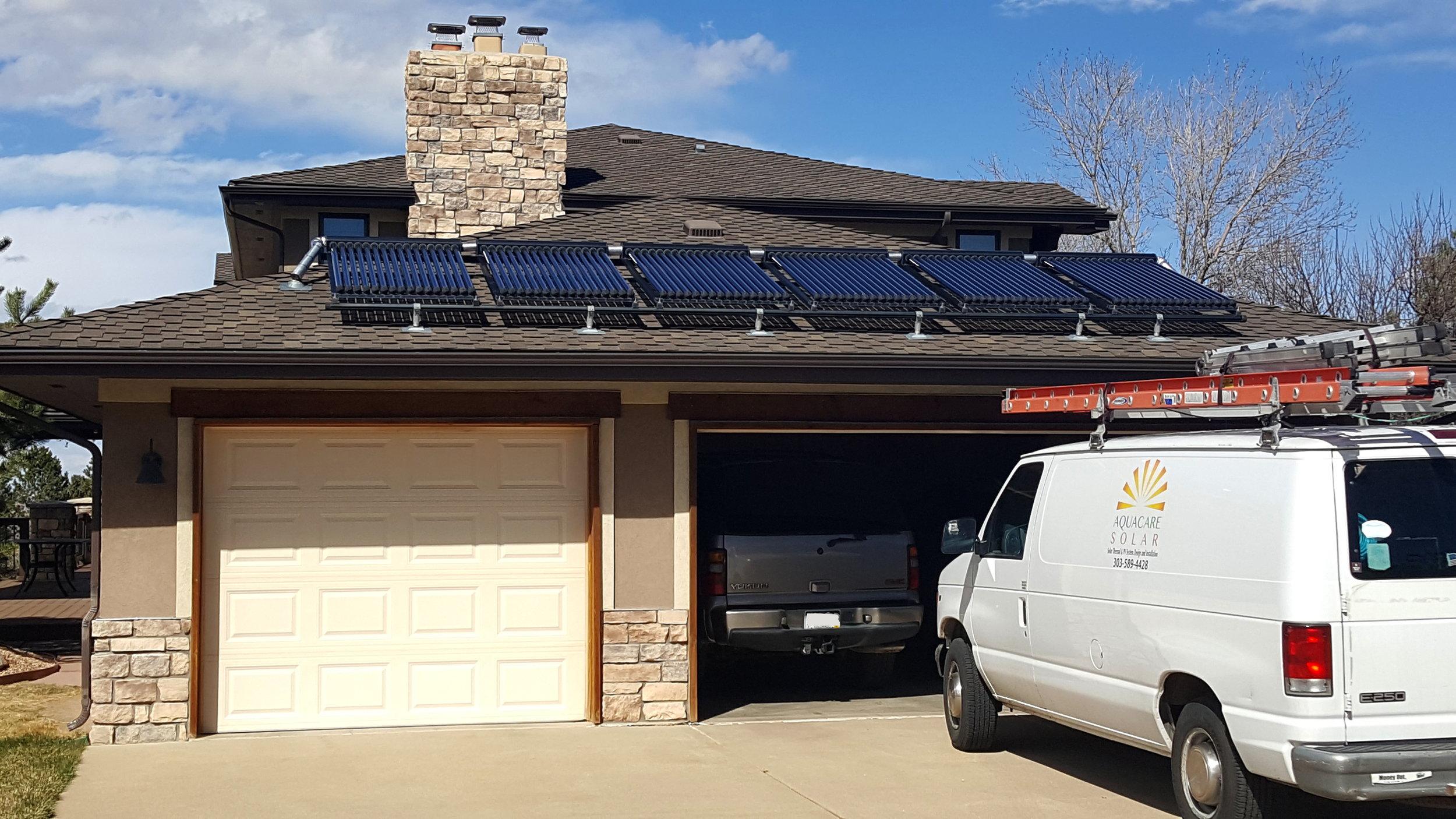 Aqua Care Solar servicing Broomfield