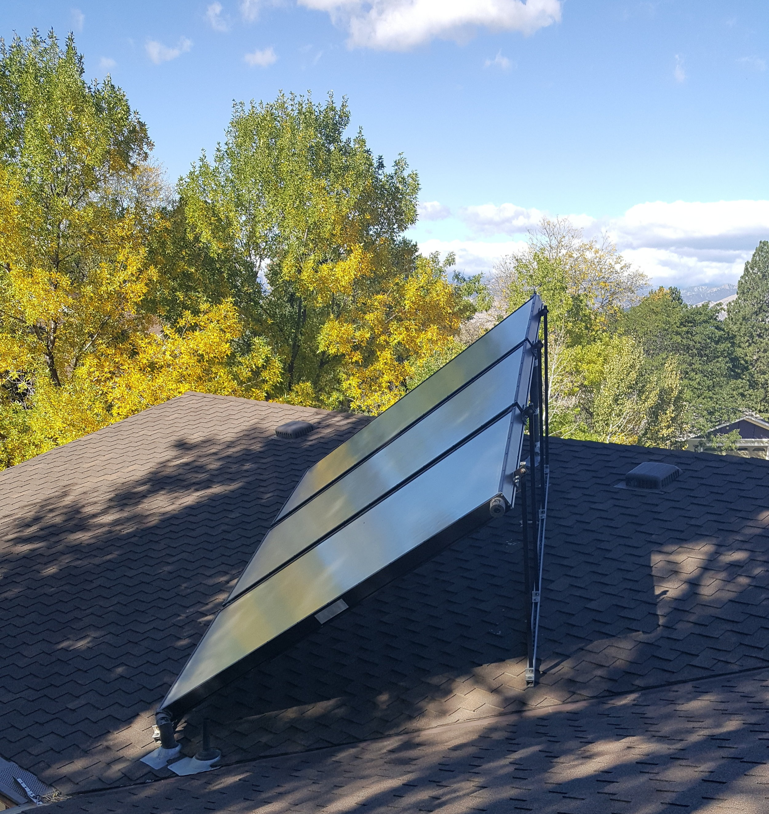 Aqua Care Solar servicing Longmont
